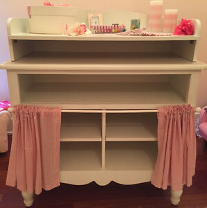 Commode chambre enfant Pottery Barn dresser changing table