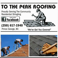 TO THE PEAK ROOFING INC.