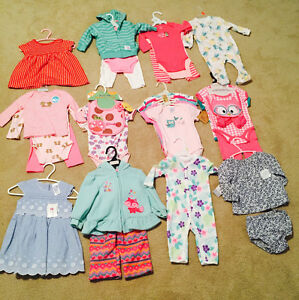 All brand new girls clothing