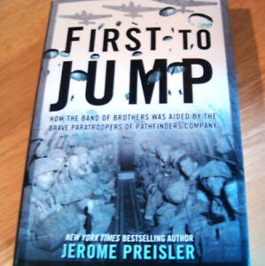 The First To Jump  paratroopers of World War II WW2  BOOK