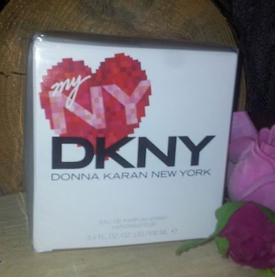DONNA KARAN DKNY - MYNY MY NY - 100ML EAU DE PARFUM EDP Spray Damen NEU OVP - Dkny Spray Parfüm