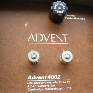 VINTAGE ADVENT 4002 SPEAKER CABINETS Kitchener / Waterloo Kitchener Area image 6