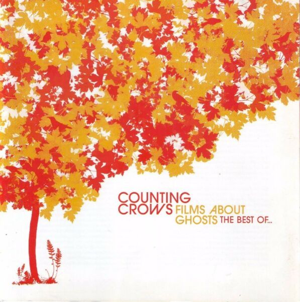 Counting Crows - Films About Ghosts: Best Of (CD) R80 negotiable