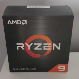 AMD Ryzen 9 5900x - Brand New And Sealed