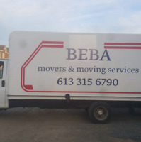 Beba movers and moving services.