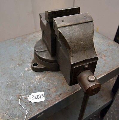 Chas Parker 974b Bench Vise Inv.32013