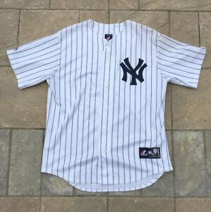 NY Yankees Majestic MLB Jersey (Brand New)