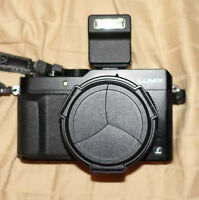 Panasonic LX-100 w/ 5 batteries $900 or Best offer
