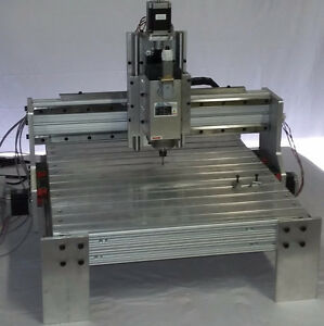 "CNC Router working area X24""xY36""xZ4"" Cut aluminium wood Plastic"