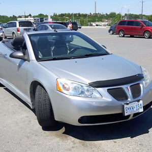2008 Pontiac G6 GT sports package Convertible. REDUCED PRICE!