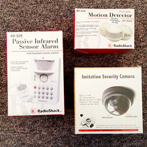 Small Security System