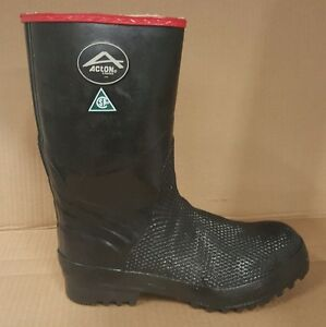 """Acton """"Falcon"""" 9922-11 Rubber Boots for Work - Unused"""
