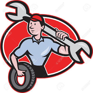 Quick tire repairs and replacements! London Ontario image 1