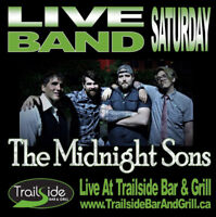 The Midnight Sons - Live Bands at Trailside Ridgeway