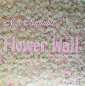 *** FLOWER WALL *** - FREE DELIVERY