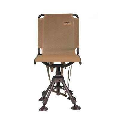 Rogers Tough Hunter 360° Swivel Chair