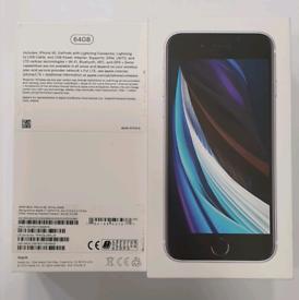 64gb-128gb-256gb Like New Used Apple Iphone SE 2 Unlocked