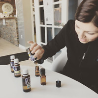 Make your own essential oil blend every Thursday