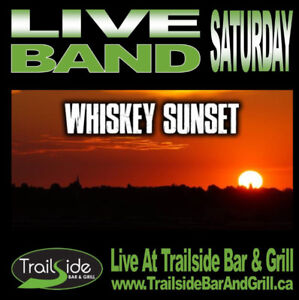 Whiskey Sunset - Hot Country Live at Trailside Ridgeway