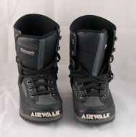 Size 8 Snowboard Boots  (MEN'S)