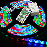 15 foot flying colors waterproof led strip + controller
