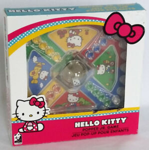 Hello Kitty Popper Pop Up Jr. Game for Children by Spin Master