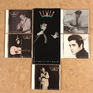 The King of Rock 'N' Roll - The Complete 50's Masters 5 CDs