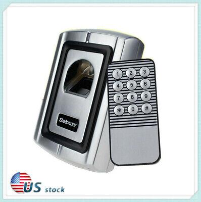 Biometric Fingerprint 125khz Id Door Access Control Wiegand 26 Input Output