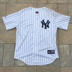 NY Yankees Majestic MLB Jersey (Brand New)