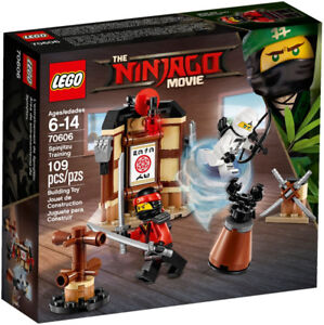 SAVE 20% Lego Ninjago Spinjitzu Training New
