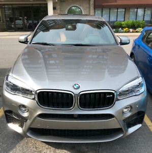 2018 BMW X6M Lease Take Over