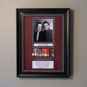 Trevor's Medal Mounting - Court Mounting, Research and Framing Belleville Belleville Area image 4