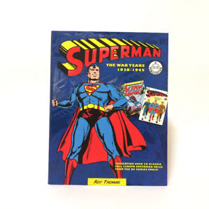 Superman: The War Years by Roy Thomas