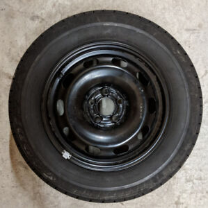 Goodyear Eagle LS Tire And Rim 195/65/R15