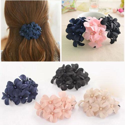 133.00 грн - Great Handmade women girl flower Banana barrette hair clip hair pin claw 1pcs Аксессуары для волос с аукциона eBay
