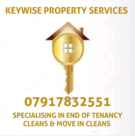 ⭐END OF TENANCY⭐MOVE IN CLEANS⭐