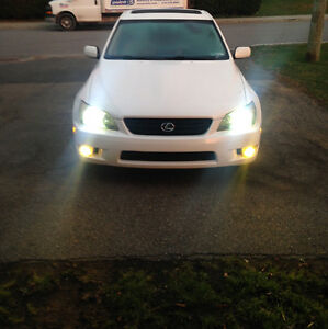 2005 Lexus IS Berline