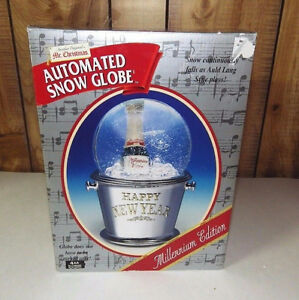 Mr. Christmas Automated Musical Snow Globe