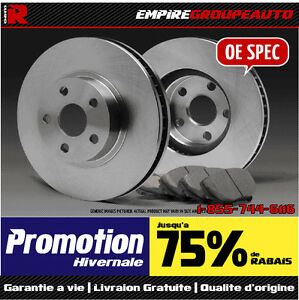 Freins & Disques • Brake Pads & Rotors • UPLANDER • VENTURE •