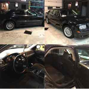 2008 chrysler 300 SAFTEY AND ETESTED