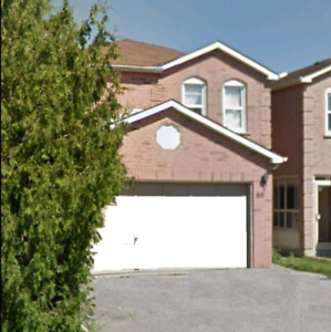 4 Bedroom 3 bathrooms  Markham Detached House