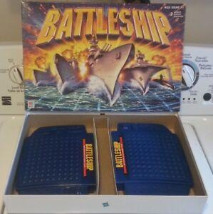 Jeu Battleship vintage de Milton Bradley