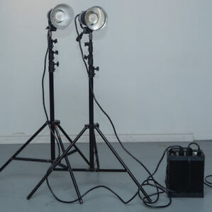 Profoto 2400 watts/sec 2 Flash 2400 w/s