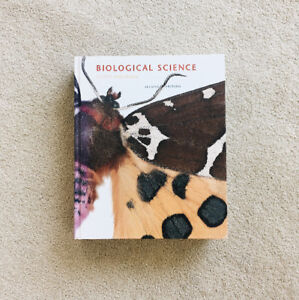 Biology Textbook + Study Guide for only $20
