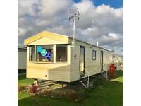 Static Caravan Nr Clacton-on-Sea Essex 3 Bedrooms 8 Berth ABI Arizona 2004