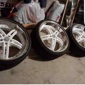 Bmw 22inch wheels