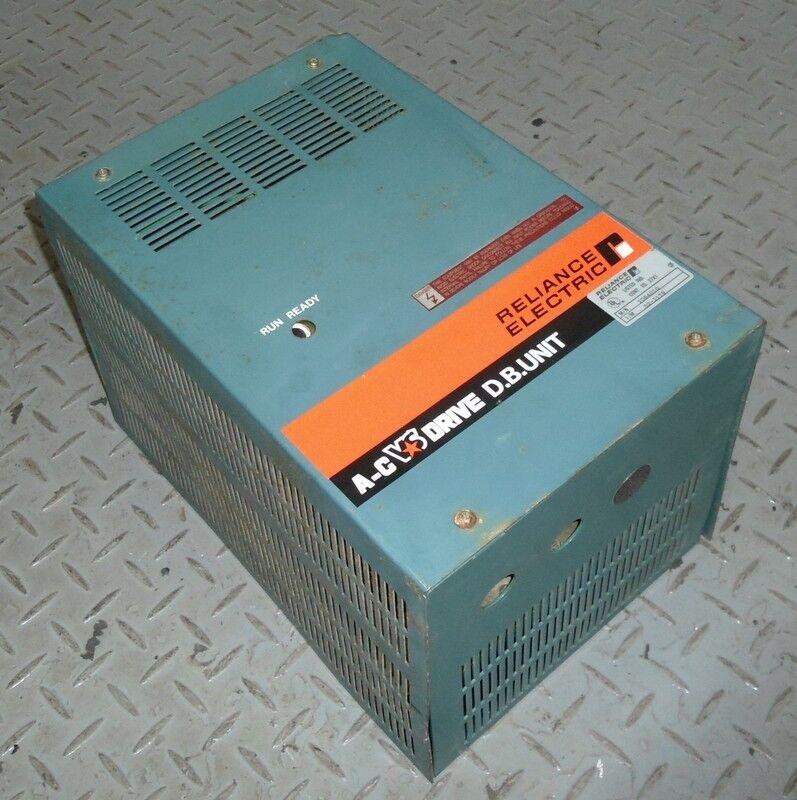 RELIANCE ELECTRIC DYNAMIC BRAKE UNIT 2DB4010