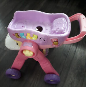 3 in one Toy  - stroller, feeding chair, bed
