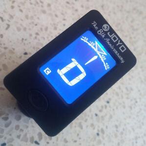 Guitar Clip on Tuner - NEW - $10