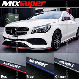 MixSuper, Mercedes-Benz Front bumper lip splitter / spoiler